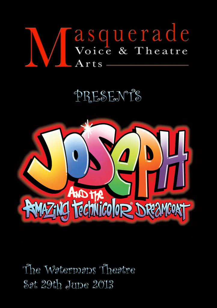 Joseph Masquerade production
