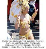 Carnival Around the World: Europe