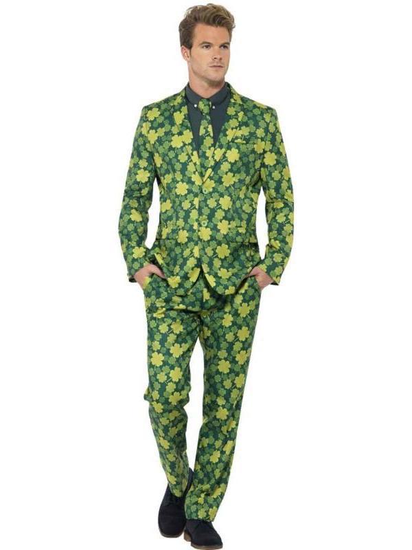 St.Patrick Suit