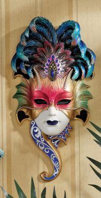Venetian Wall Mask