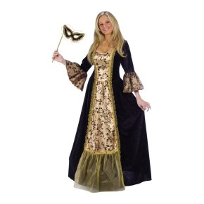 Masquerade Queen - Medium/Large - Dress