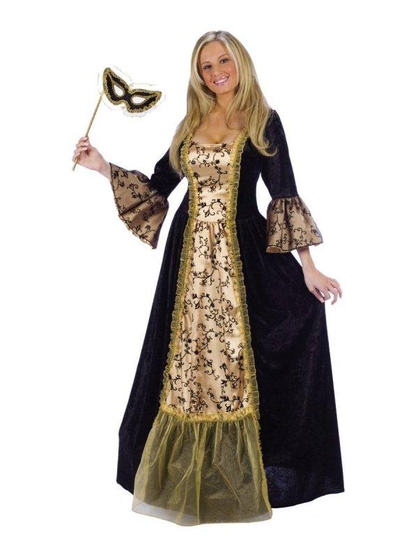 Masquerade Queen - Medium/Large - Dress