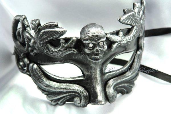 Mens Gladiator Mask