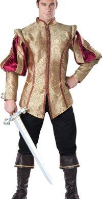 Renaissance Prince Costume
