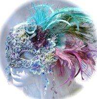 La Belle Antoinette Masquerade Mask