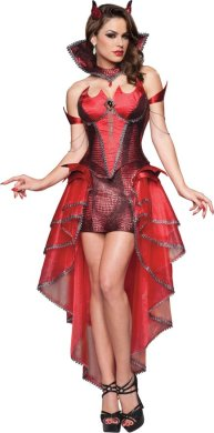Devilicious Devil Women\'s Costume