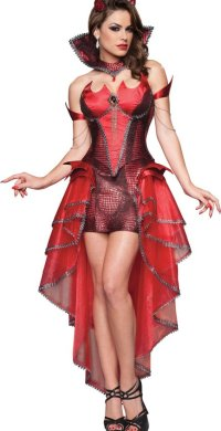 Devilicious Devil Women\'s Costume
