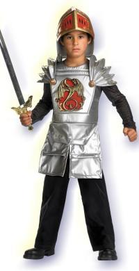 Knight of the Dragon Boy Costume
