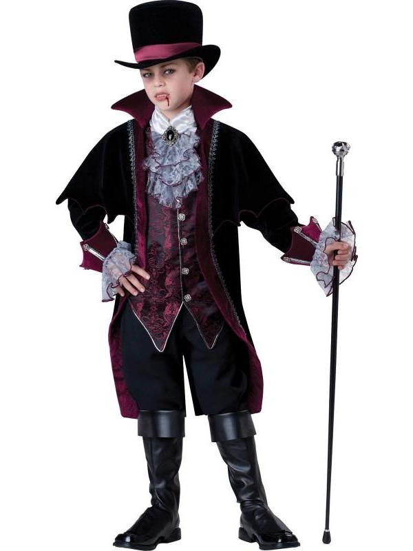 Vampire of Versaille Boy Costume