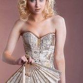 """alt=""""world map steampunk corset"""""""