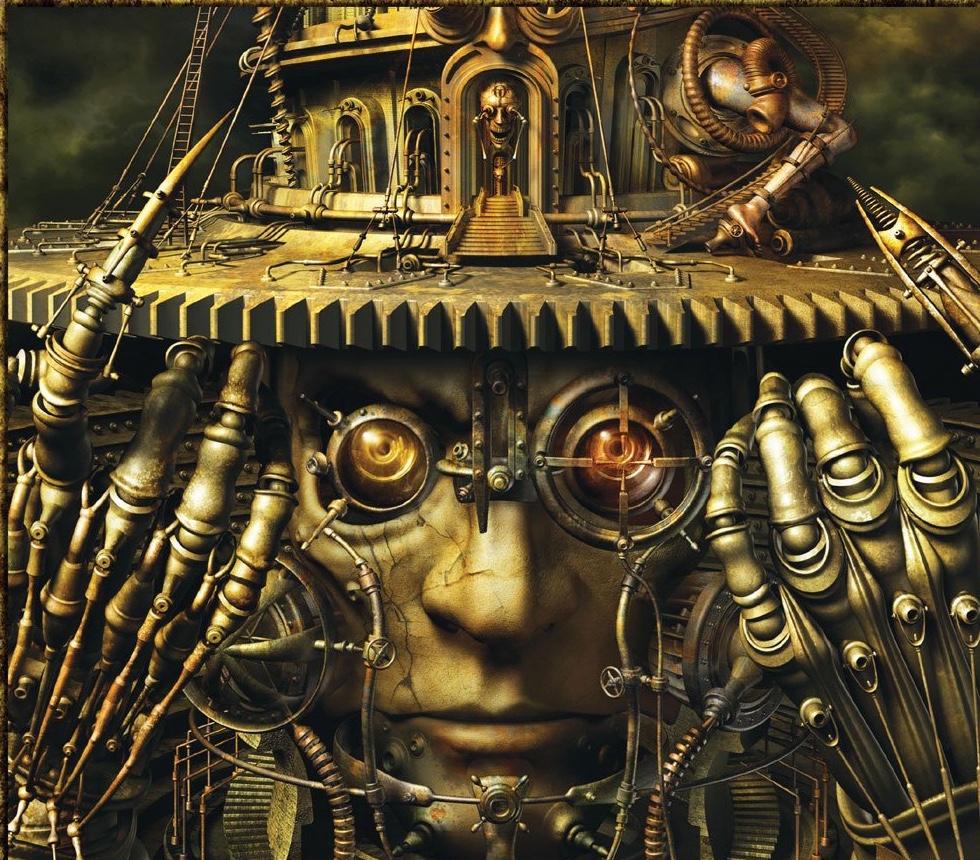 """alt=""""steampunk art book cover"""""""
