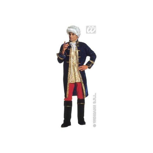 """alt=""""Casanova Costume in Gold and Black"""""""