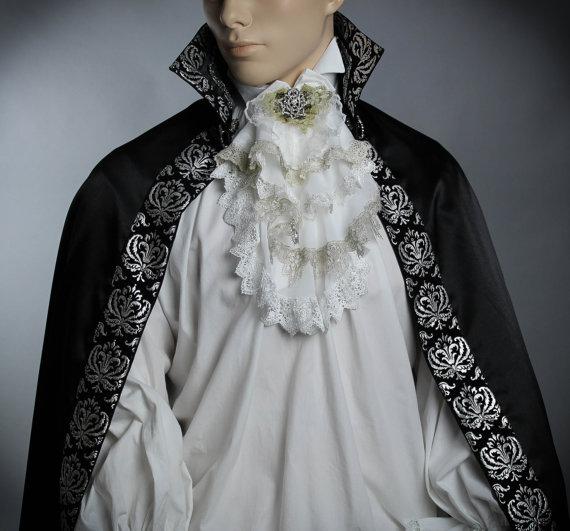 "alt=""jabot 18th Century Costume"""