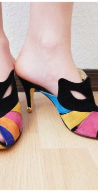 "alt=""claudio marezzi italian mardi grass masquerade womens shoes"""