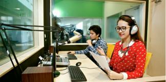 Sekolah Broadcasting