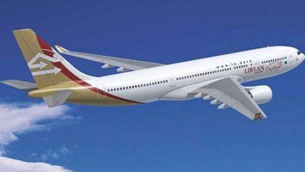 Image result for الخطوط الجوية الليبية