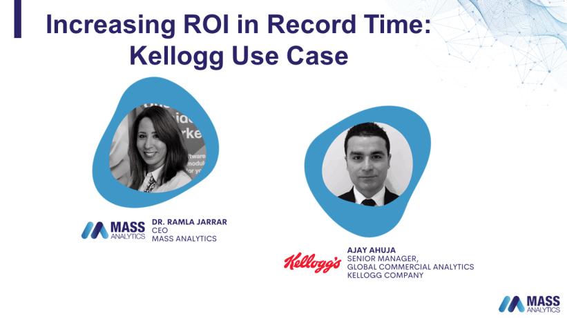 Ajay Ahuja and Dr.Ramla Jarrar co-presents the latest MASS Analytics Webinar.