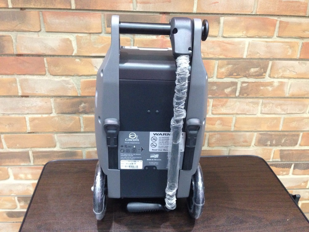 Oxygen Portable Concentrator Travel
