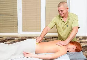 массаж гуа-ша тела фото