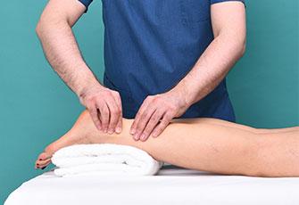 массаж после перелома фото