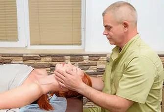 миофасциальный массаж лица фото