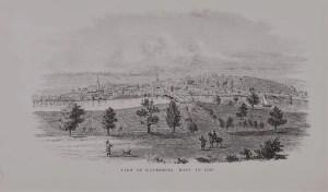 Haverhill Massachusetts in 1820