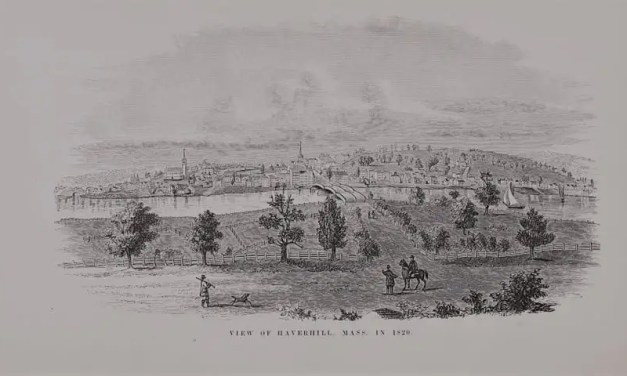 Origin of the Town of Haverhill, Massachusetts