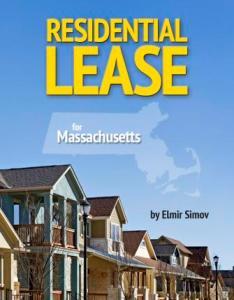 Massachusetts Residential Lease