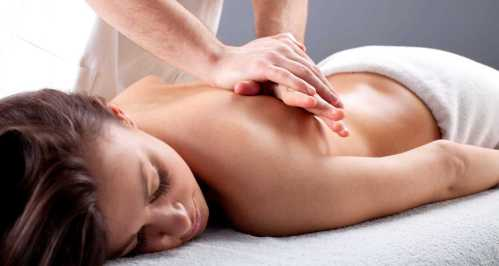 home massage therapy, massage at home