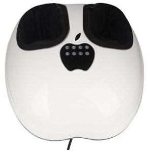 Foot Massager with Heat Kneading Shiatsu Rolling 3-D Air pressure massage