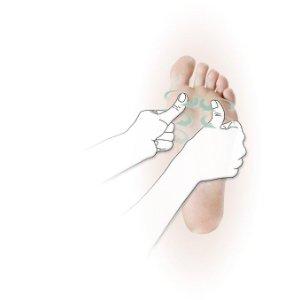 Beurer Foot Massager pressure setting