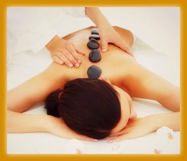 Hot Stone Massage photo