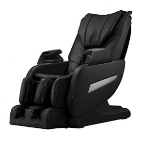 Full Body Zero Gravity Shiatsu Massage Chair Recliner w/Heat