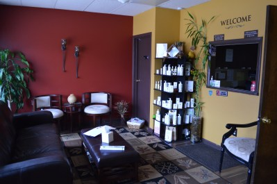 Massage Suite & Spa Office
