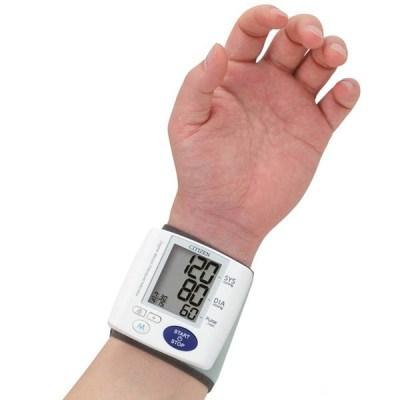 Máy đo huyết áp điện tử cổ tay Citizen CH- 617