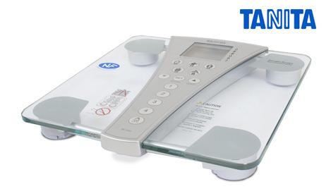Cân sức khỏe và phân tích cơ thể Tanita