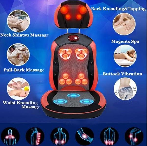 đệm massage Shachu 2 mảnh