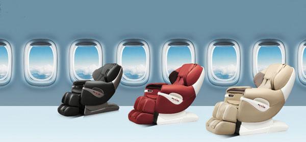 Ghế massage thiết kế hợp thời trang