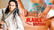 ASMR BLADE full body massage by Anna