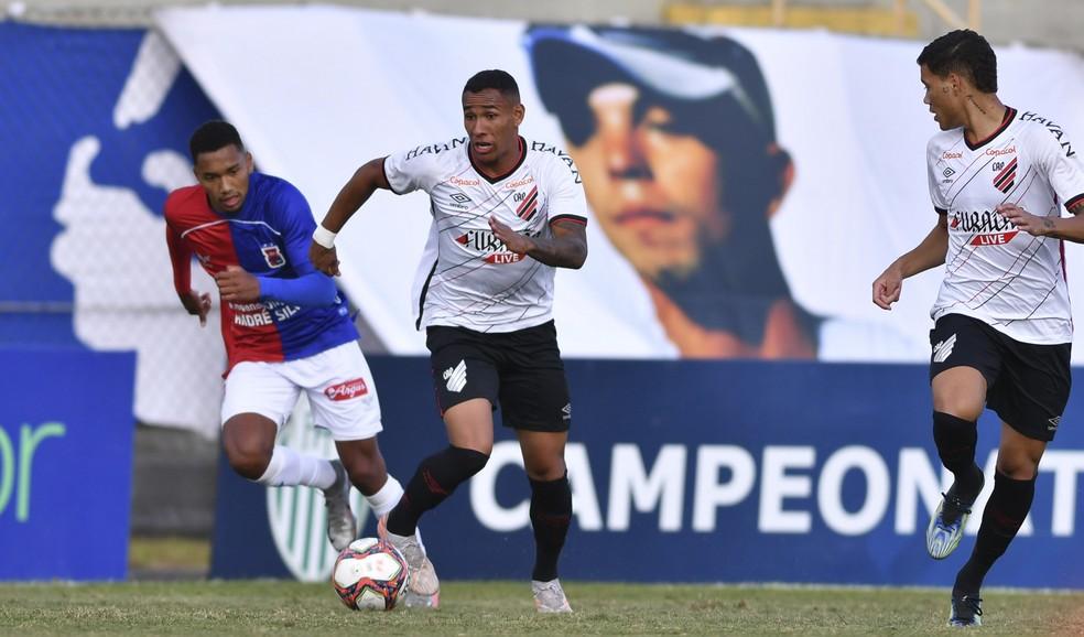 Arquivo/Divulgação/athletico.com.br
