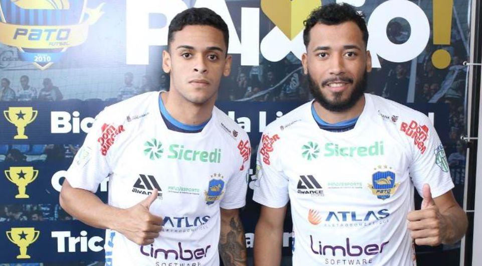 Divulgação/Pato Futsal