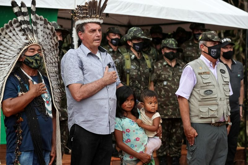 Marcos Correa/Handout via REUTERS