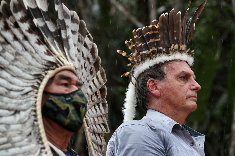 Marcos Correa/Divulgação via REUTERS