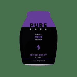 CBD Beverage Enhancer Mixed Berry - Sleep   PureKana CBD