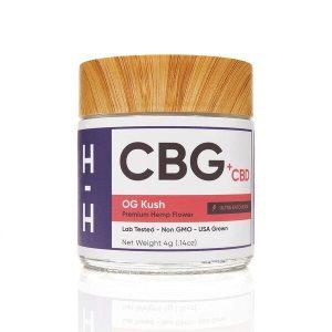 CBG+CBD OG Kush Flower