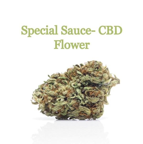 Special Sauce CBD Hemp Flower
