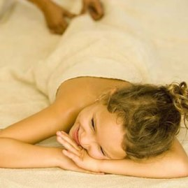 Massage for infants and children improve learning and development and reduce sickness.