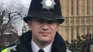 The late PC Keith Palmer