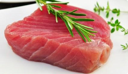 Tuna-fish-meat