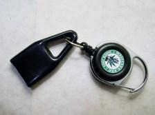 Lighter leash with MassCann logo